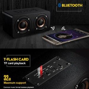 Image 2 - TOPROAD ポータブル 10 3w の Bluetooth スピーカーワイヤレス 3D が Stero ホームシアターデスクトップスピーカーカイシャ · デ · ソムサポート FM ラジオ Aux TF