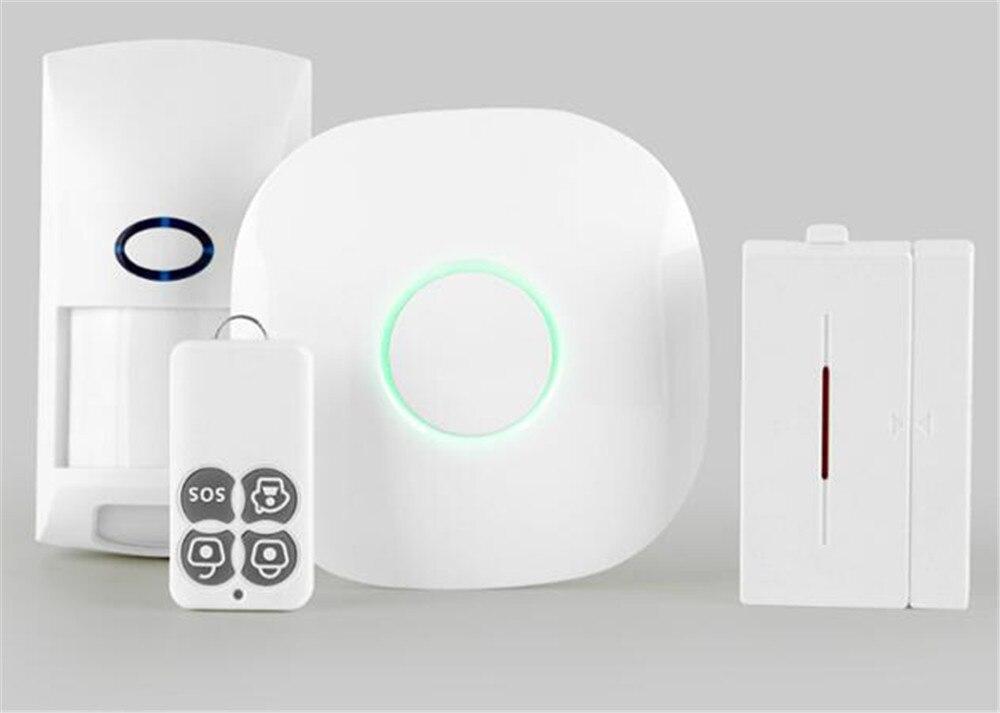 99 Wireless Zone 433Mhz APP Remote Control GSM/GPRS Alarm System цена