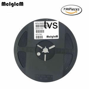 Image 1 - MCIGICM 750pcs 600W SMB_DO 214AA smd tvs diode SMBJ28A SMBJ30A SMBJ33A SMBJ36A SMBJ40A SMBJ43A SMBJ45A SMBJ48A