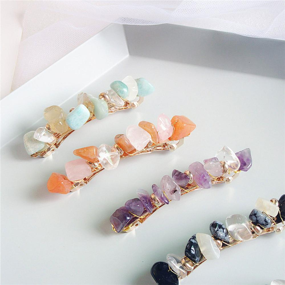 Hair Accessories Mori Pine Stone Hairpin For Women Girls Japanese Style Retro Clips Aolly Irregular Hairgrip Styling Tools