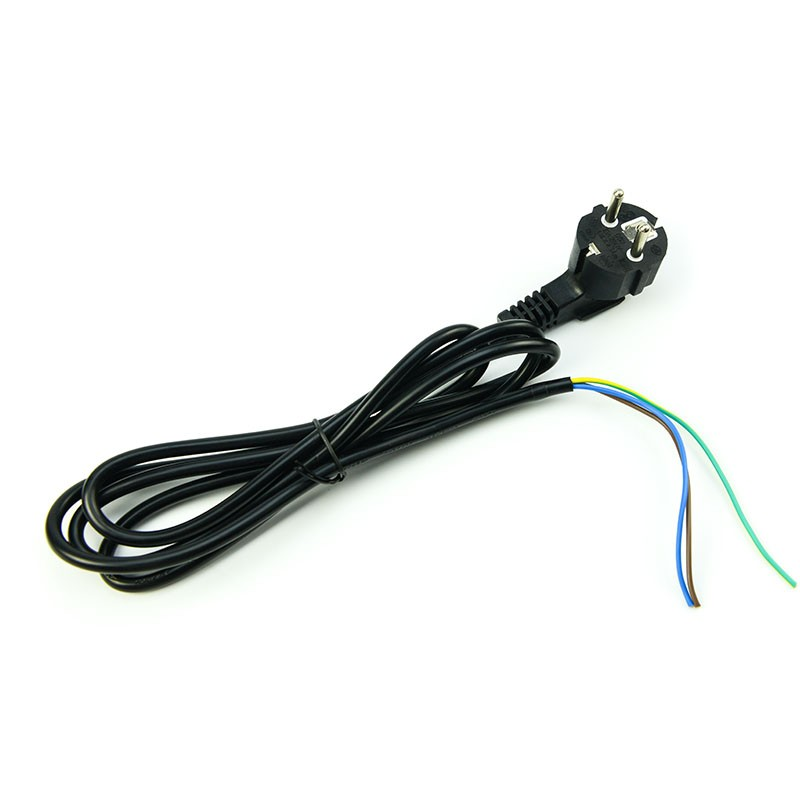 H03VV-F European Standard 16A 250V Plug Power Wire