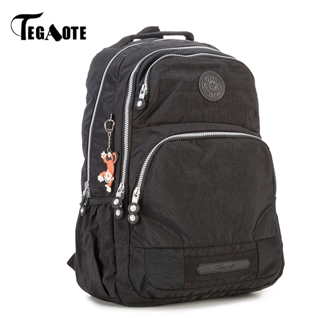 4ccd843f2a83 TEGAOTE Male Backpack Mochila Feminina Masculina Schoolbag Backpacks for  Teenage Boy Waterproof Laptop Bagpack Men Rucksack Sac