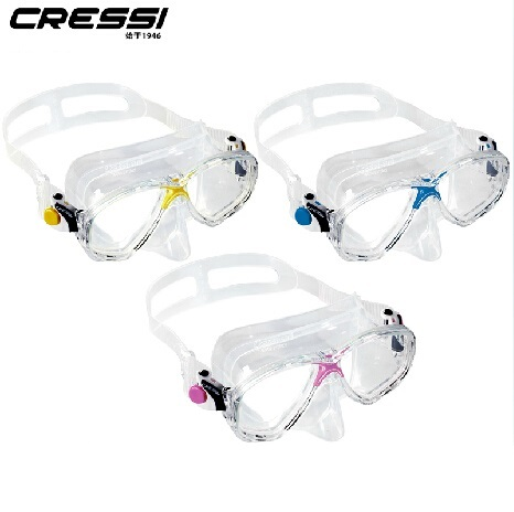 CRESSI MAREA JUNIOR Dive Mask suitable for women and young people