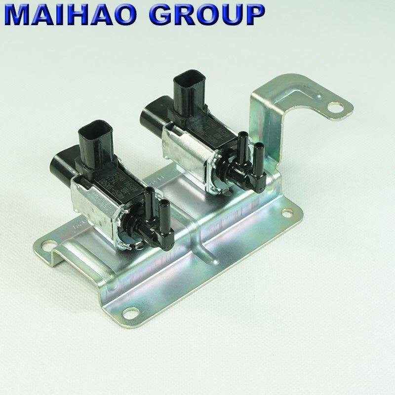 Prix pour Haute Qualité 1357313 4M5G9J559NB Vide Électrovanne Collecteur D'admission Pour FORD Focus Cmax Mondeo Mazda 3 5 6 CX7