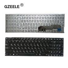 GZEELE RUSSLAND Schwarz laptop tastatur für ASUS S3060 SC3160 R541U X441SC X441SA X541N X541NA X541NC X541S X541SA X541SC RU schwarz
