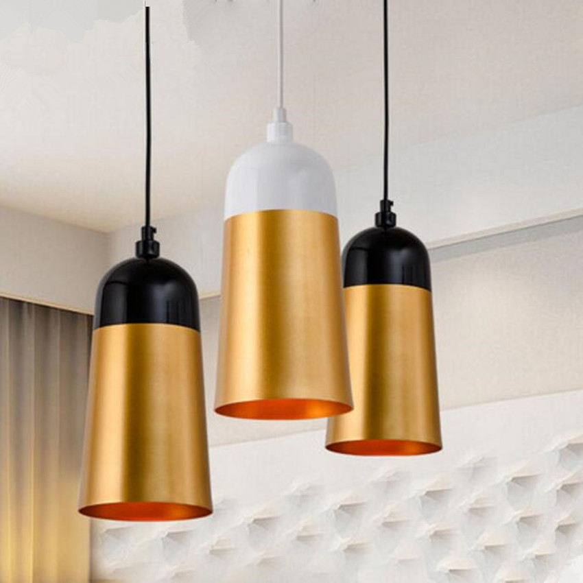 modern LED lamps pendant lights aluminum lamp black golden restaurant bar coffee dining room LED hanging light fixture creative modern lamps pendant lights wood lamp restaurant bar coffee dining room led hanging light fixture wooden