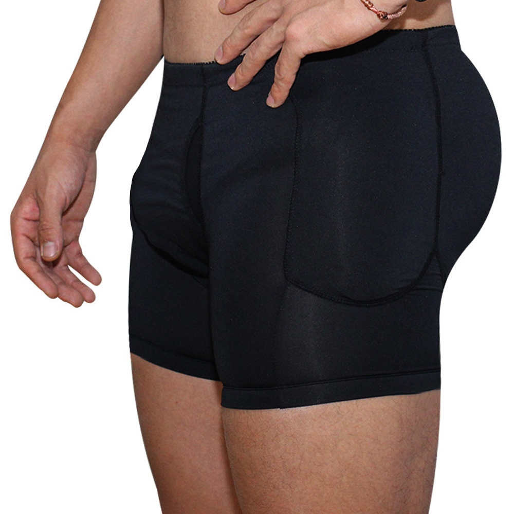 Back To Search Resultsunderwear & Sleepwears Mens Padded Butt Lifter Control Panties Waist Trainer Corsets Slimming Shaper Pads Enhancement Underwear Men Butt Lift Shaper