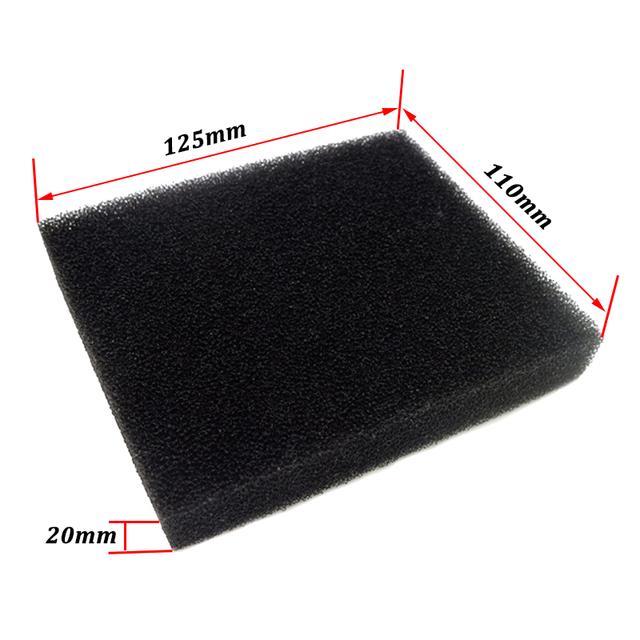 1 Set Blue Sponge Filter + 1 Set Dust Hepa Filter for Samsung DJ63-00669A SC43-47 SC4520 SC4740 VC-9625 VC-BM620 Vacuum Cleaner