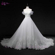 Waulizane Romantic Ball Gown Wedding Dresses