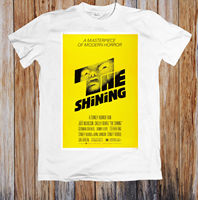 2ed5951b6 THE SHINING 80 S MOVIE POSTER UNISEX T SHIRT