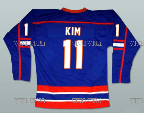 11 Park Kim Hokey Jersey 69 Doug The Thug Glatt 70 Xavier LaFlamme Halifax Stitched Men Throwback Hockey Jersey VIVA VILLA 2015 61 men s hockey jersey