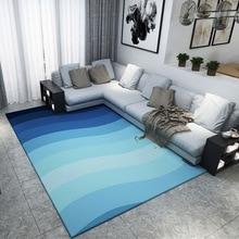 YOOSA Fashion Modern European Style Carpet For Living Room Anti-slip Soft Kids Bedroom Floor Mats Large Size Home Area Rugs yoosa белый