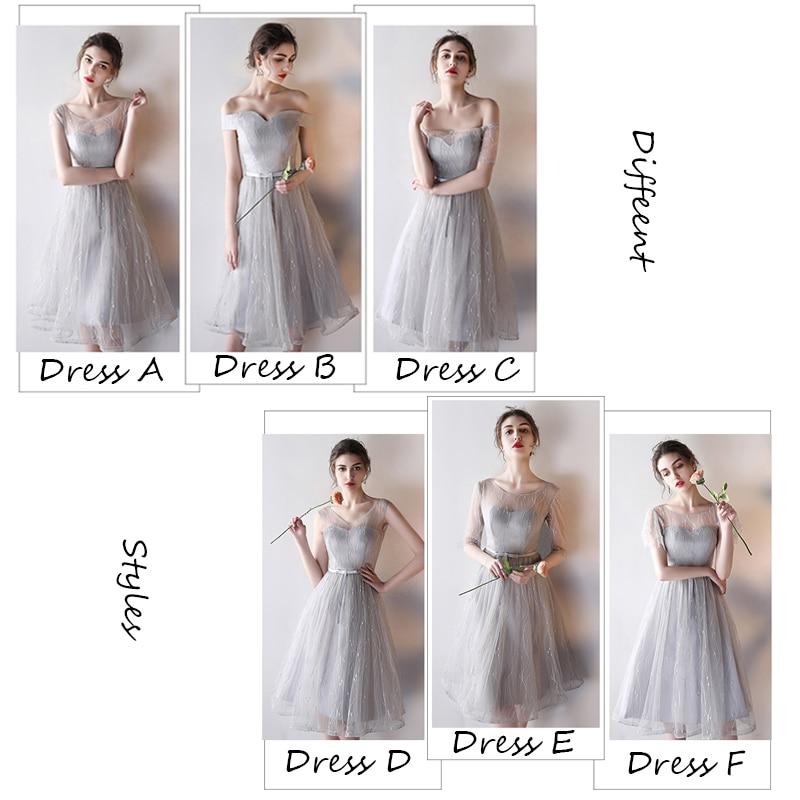 Ziemlich Brautjunferkleider Verschiedene Farben Fotos - Brautkleider ...