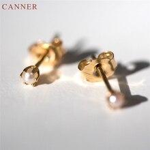Delicate Pearl Earrings for Women Girls Mini Gold Stud Earrings 2019 Fashion Jewelry Gifts Tiny Earings kolczyki pendientes C40