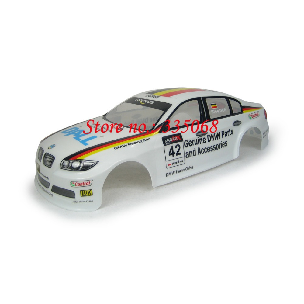 HENGLONG 3851 1 RC EP car Lightning 1/10 spare parts No. 01005 White ...