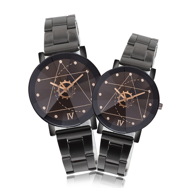 Relojes Hombre Luxury Fashion Military Stainless Steel Cool Quartz Sports Watch
