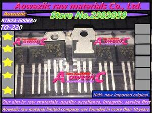 Image 2 - Aoweziic 100% الجديدة المستوردة الأصلي BTB24 BTB24 600BRG BTB24 600B BTB24 600BWRG BTB24 600BW إلى 220 التيرستورات 25A/600V