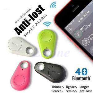 Image 5 - Mini Smart Label Bluetooth 4.0 Loss Tracker Child Elderly Bag Wallet Pet Key Finder GPS Locator Alarm