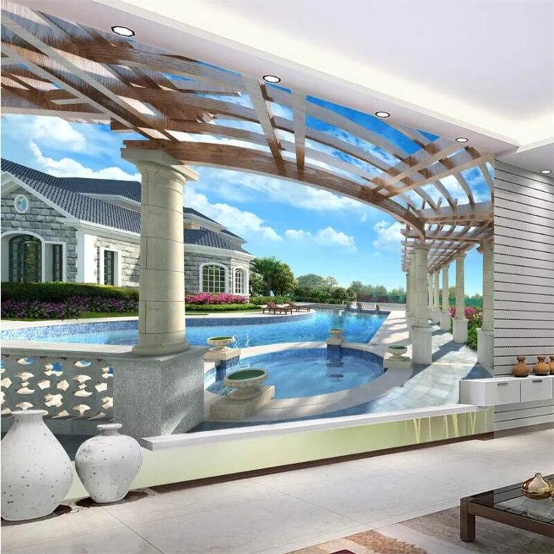 Beibehang Custom Wallpaper Home Decor Living Room Bedroom: Beibehang Custom 3d Wallpaper Mural Home Decor Living Room