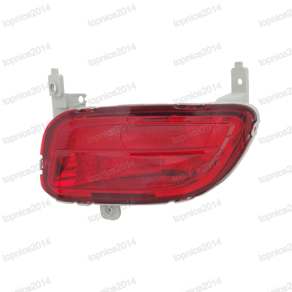 1 Pcs New Rear Fog Lamp Tail Bumper Fog Light Right Side CD85-51-650 For Mazda 5 2008 free shipping for skoda octavia sedan a5 2005 2006 2007 2008 right side rear lamp tail light