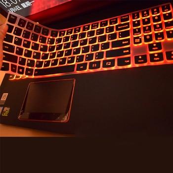 Ultra-dünne tastatur Abdeckung Für Lenovo R720 Y520 Y720 Wasserdichte Staubdicht tastatur schutz film 15,6 zoll
