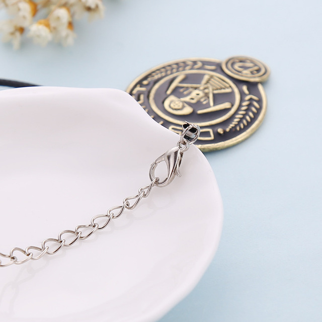 Hunger Game District 12 Jewelry Badge
