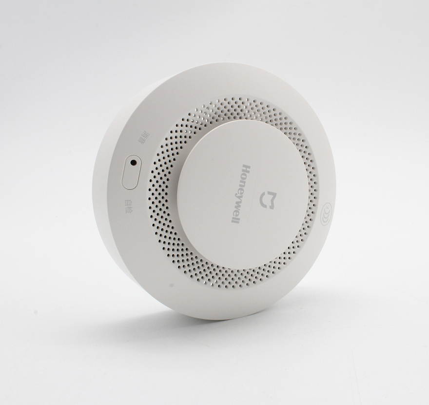 Original Xiaomi Mijia Fire Smoke Alarm Support Remote Control