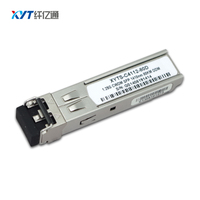 1270nm 1510nm Small Form Factor Pluggable SFP 1.25G 1290nm 1330nm Optic Transceiver CWDM SFP Mini GBIC Fiber Optic Module 80km