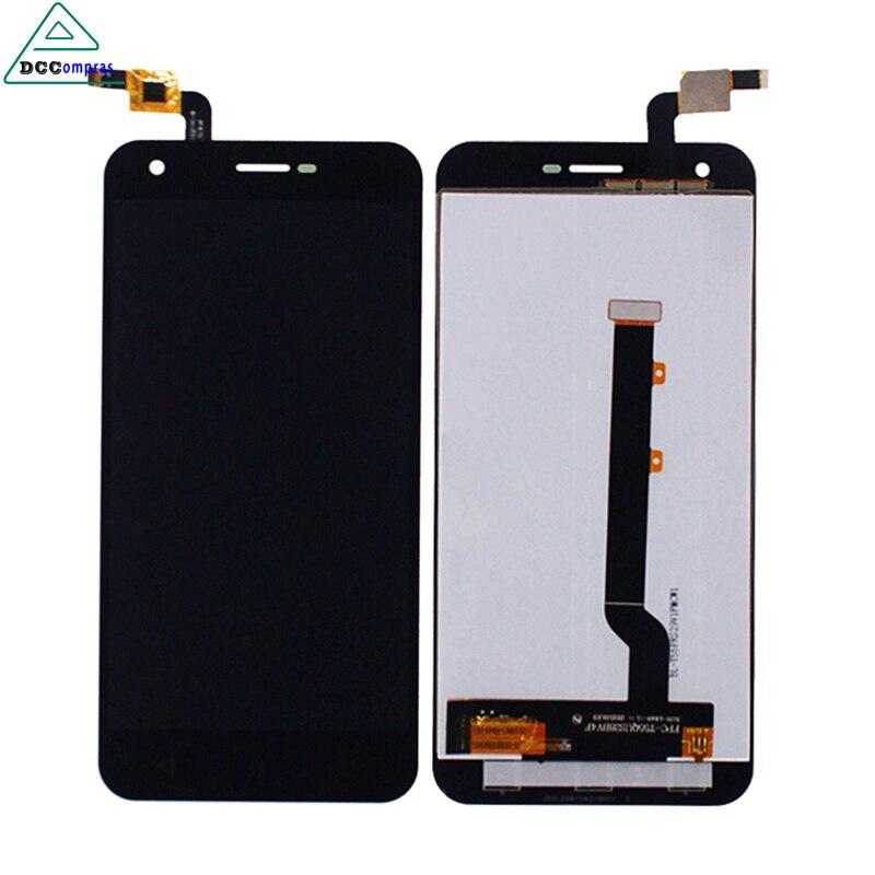 5.5 ''lcd de pantalla para vodafone smart ultra 6 995n vf995 touch herramientas