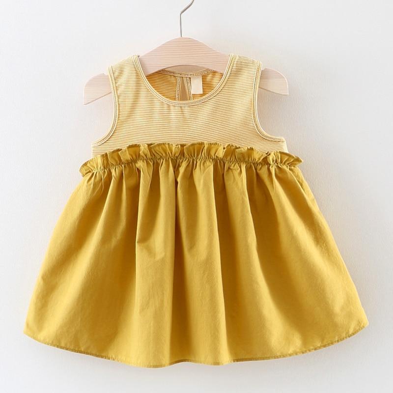 800fc6e34c56 Newborn Baby Girl 1st Birthday Outfits Little Bridresmaid Wedding ...