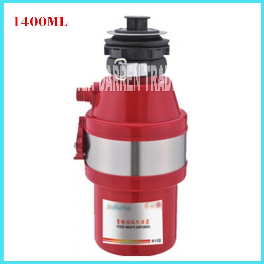 Kitchen food waste processor garbage processor food waste disposal crusher Stainless steel material grinder kitchen appliances
