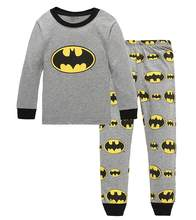 e3f36f2554 Bebé Ropa femenina de bebé set niños pijama ropa de dormir para 2018  Halloween cráneo hueso luminoso ropa niño camisón