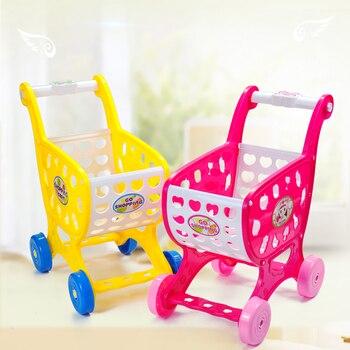 Supermercado Carros De Juguete Simulacion Carritos Pequenos Bebe