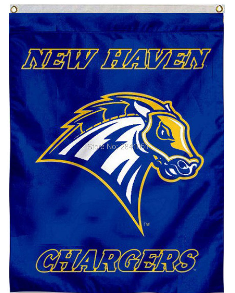 2 Color New Haven Chargers Team College American Outdoor