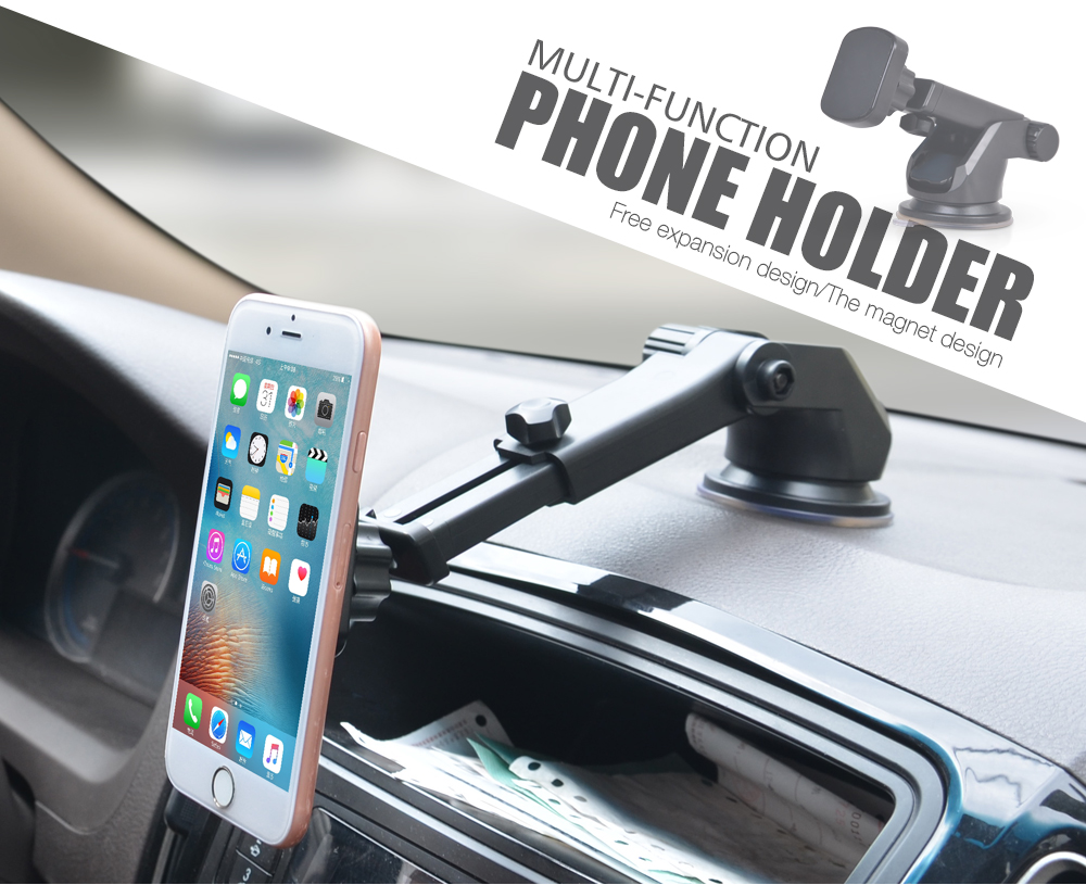Cobao teleskop auto telefon halter für iphone auto