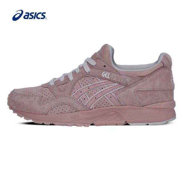 ae80b8be79a Mulheres Sapatos ASICS originais Anti-Escorregadio Amortecimento Tênis de  corrida Leve Tênis de Caminhada Ao