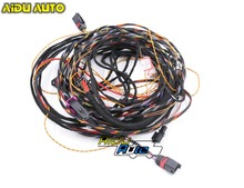 Trunk Power tailgate Tow Bar Electrics Kit Install harness Wire Cable For VW Passat B8 Variant