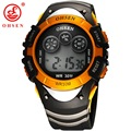 OHSEN Sports Mens Watches Boys Alarm Date Luxury Brand LED Back Light Waterproof Wristwatches Digital Outdoor Relogio Masculino
