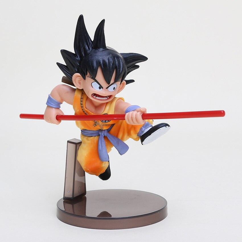 Dragon Ball Figure Kid Child Son Goku Pvc Action