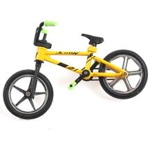 6 pcs Fuctional Finger Mountain Bike Bicycle Cycling Set Boys Novelty Game Toy Gift