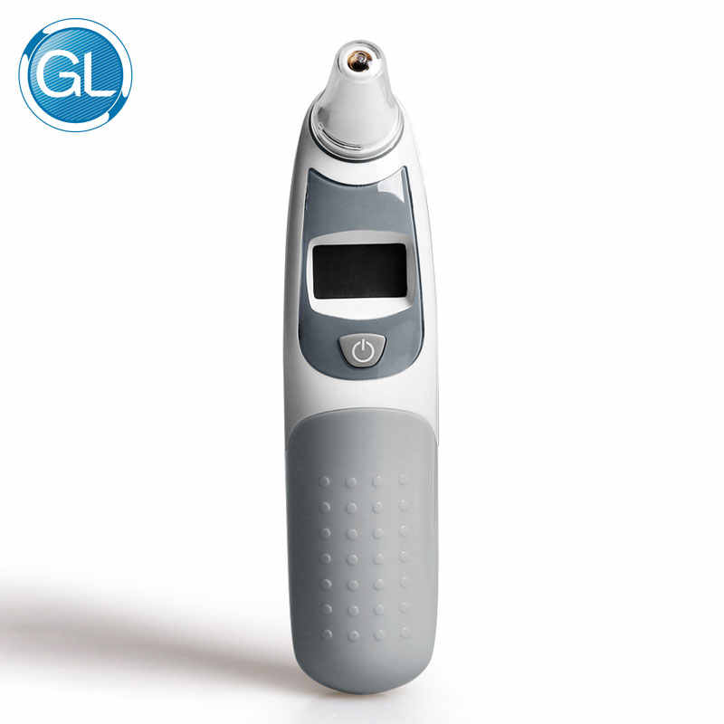GL LCD Digital Infrared Baby Ear Thermometer Non-contact Ear & Forehead Body Temperature Baby Adult Medical Fever Thermometer