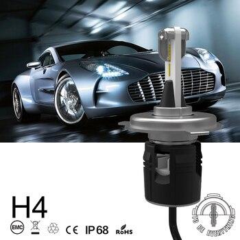 2018 hot selling small volume B6 Bullet6 car LED headlight bulbs 880 5202 H1 H3 H4 H7 H11 9005 HB3 9006 HB4 9012 Hir2 auto bulbs