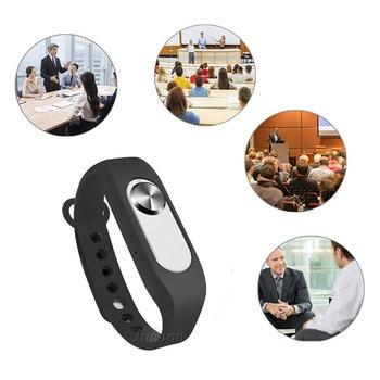 Mini Voice Recorder Smart Watch 4GB/8GB/16GB Sound Audio Digital Recorder Professional Wearable Smart Band Bracelet Wristband