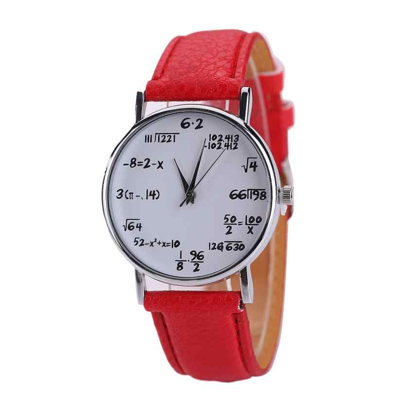 31f3c91e4 ... Cheap Watches For Mens Women Funny Numbers Dial Quartz Wrist Watch  Women's Dress Hours Sports Men ...