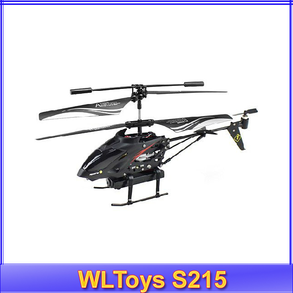 Free Shipping WLToys S215 control by iPhone / Andoird 3.5CH RC USB MINI Gyro Camera i-Helicopter as S977 helicopter