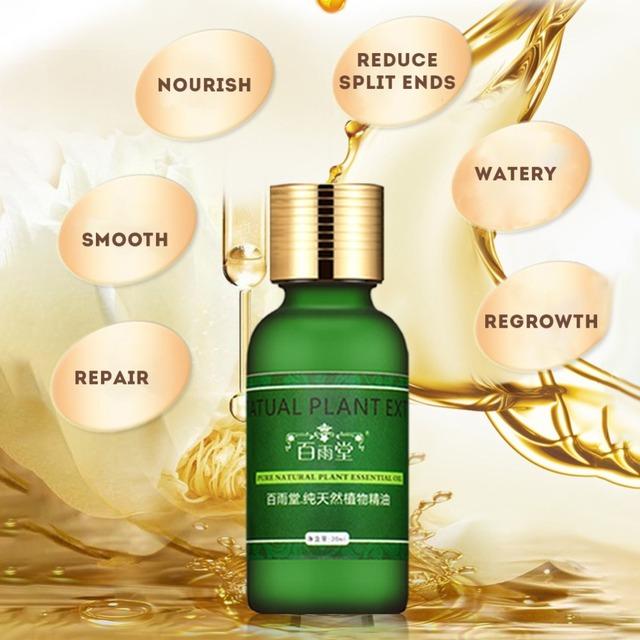 Hair Care Hair Growth Essential Oil Essence 30mL Original Authentic 100% Hair Loss Liquid Health Beauty Dense Hair Growth Serum