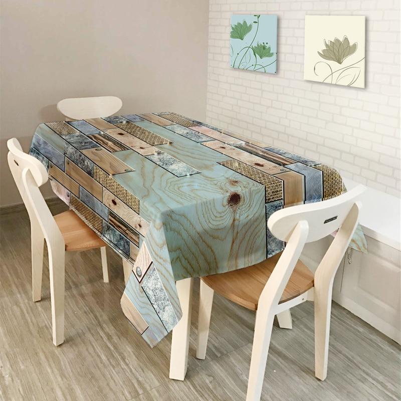 Нов декор за дома Покривка за - Домашен текстил - Снимка 4