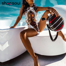 Sexy Swimwear Women African Print Swimsuits Floral Bikini Swimming Body Suit Swimwear For Women Thong One Piece Swimsuit Women nsa racing swimsuit women swimwear one piece competition swimsuits competitive swimming suit for women swimwear sharkskin arena