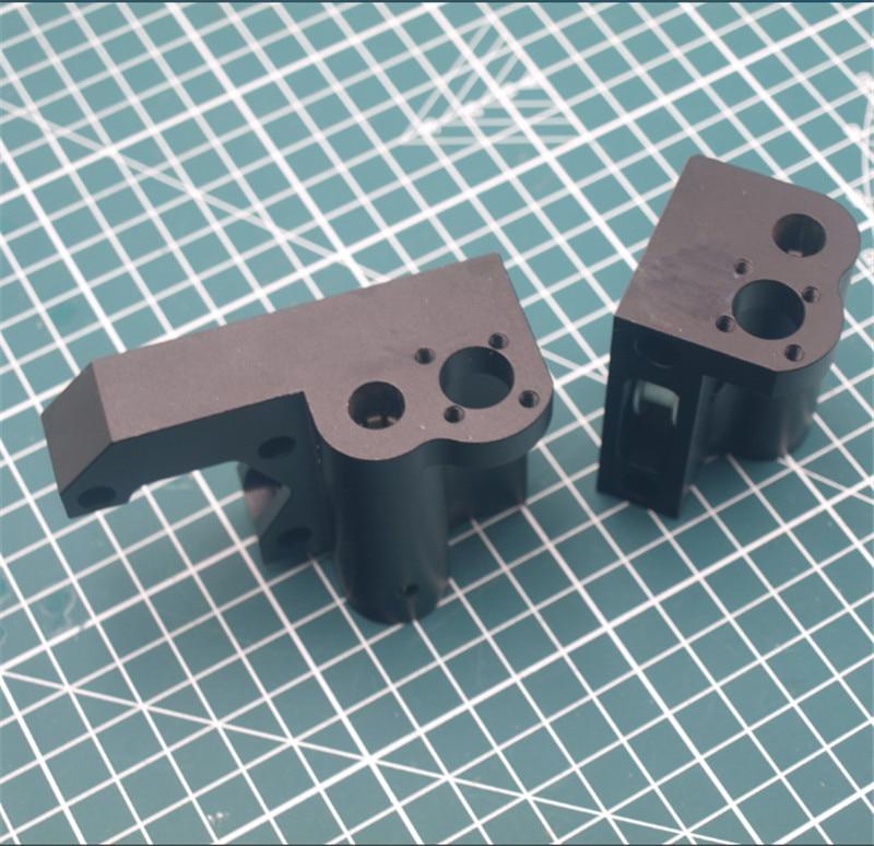 1set Prusa I3 Aluminum Metal X Axis Parts X Idler Right/left Kit X-Carriage Mount/idler Motor Mount Set