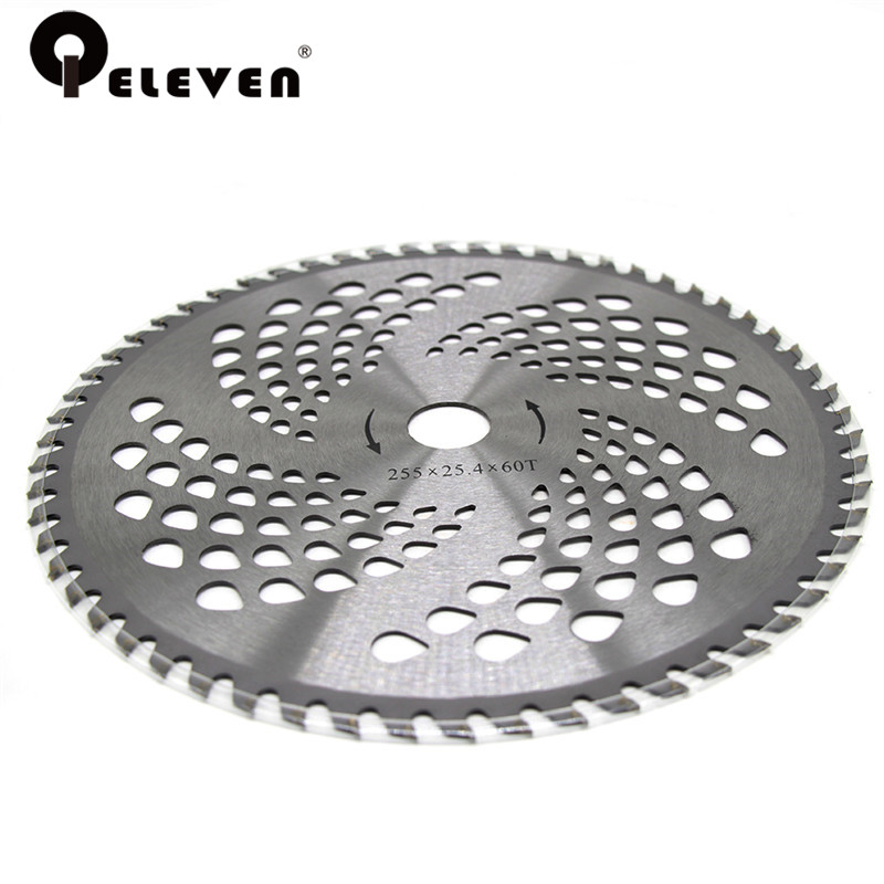 Qeleven Lawn Mower Accessories Alloy 60T/40T blade Fit For 40-5 44-5 Lawn Mower Parts Garden Tool Parts